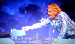 Keith Lemon with Pourty Potty