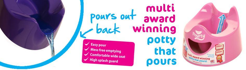 Girls Potty Chair