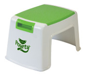 green up step stool