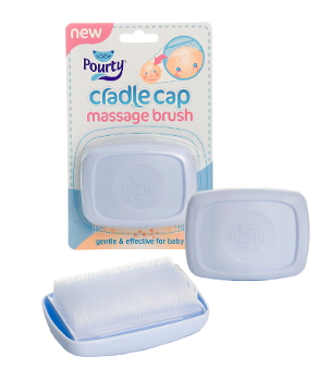 cradle cap massage brush